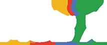 Mobix logo - white