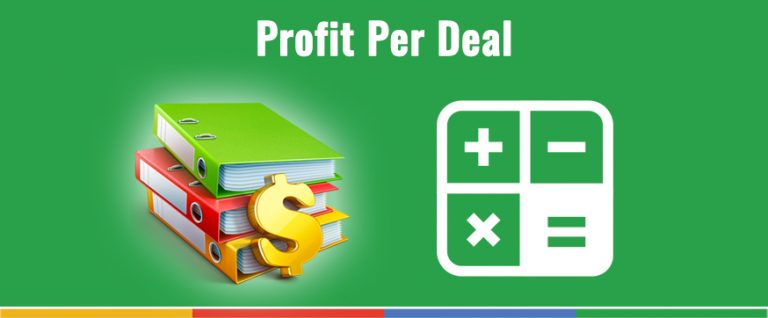 Margin Calculator for Deals