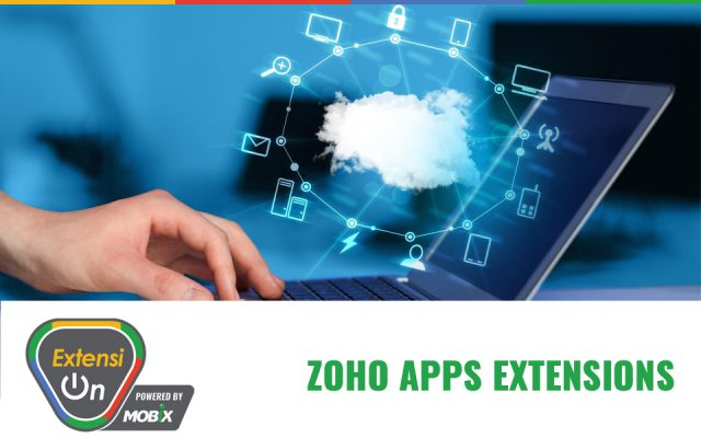 ZOHO APPS EXTENSIONS