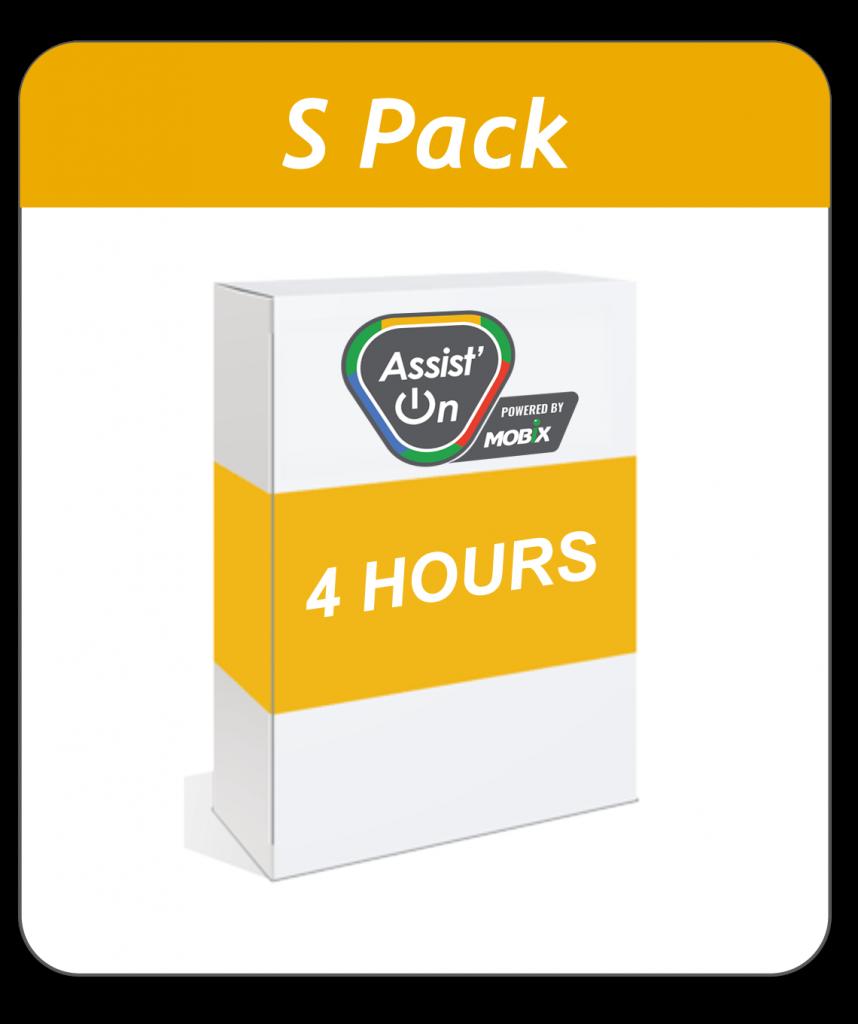 4 HOURS PACK 01 - EN