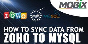ZOHO TO MYSQL TMB