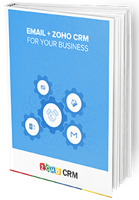 EMAIL+ZOHO CRM FOR YOUR BUSINESS