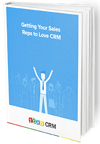 Getting Your Sales Reps to Love CRM
