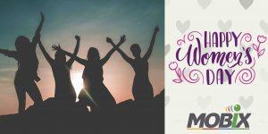 Celebrating the women of MOBIX!