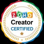 ZOHO-CREATOR-CERTIFIED-BADGE