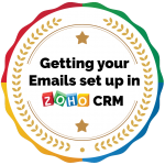 Getting your emails set up in CRM