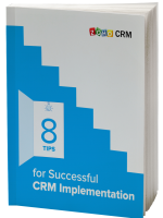 Ebook - 8 tips CRM Implementation